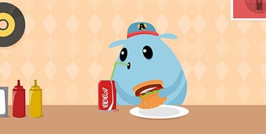 סרט תדמית Hamburger