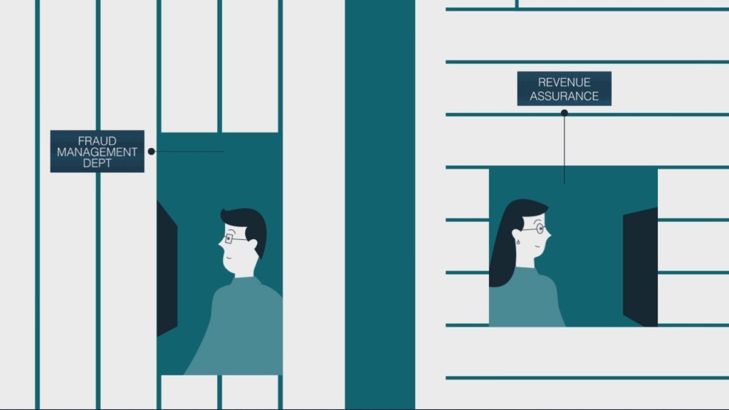 סרטון תדמית המציג תרחיש שימוש עבור שירות ניהול ההכנסות המתקדם Amdocs Revenue Guard