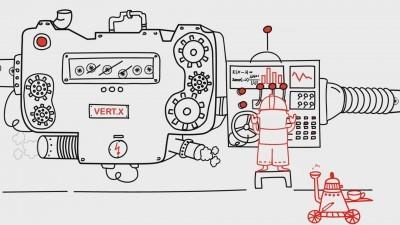 סרטון מוצר המציג את יתרונותיה של פלטפורמת הטלוויזיה האינטראקטיבית We Are TV
